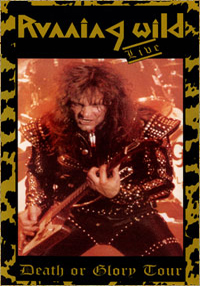 Death Or Glory Tour VHS - 1990